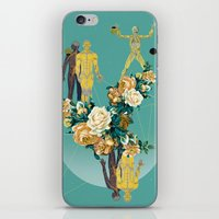 SUMMER IN YOUR SKIN 03 iPhone & iPod Skin