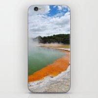 Thermal Pool iPhone & iPod Skin