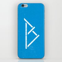 Letter B - Letter A Day Project iPhone & iPod Skin