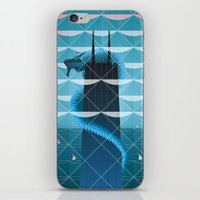 Year Of The Dragon iPhone & iPod Skin