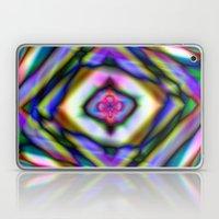 Geometric Rainbow Laptop & iPad Skin