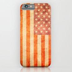 United States Flag iPhone 6s Slim Case