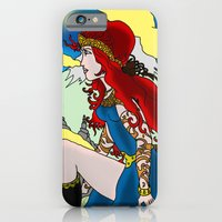 iPhone & iPod Case featuring Red by Grant Wilson
