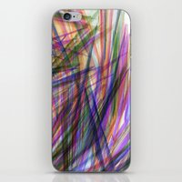 Color Cyclone iPhone & iPod Skin