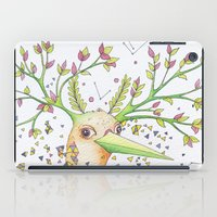 Forest's hear iPad Case