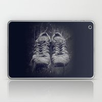 DARK SHOES Laptop & iPad Skin