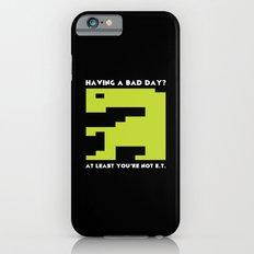 Worst Video Game Ever iPhone 6 Slim Case