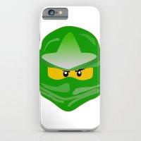 Ninjago face Lloyd  iPhone 6 Slim Case