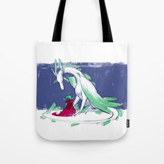 Questions Upon Questions Tote Bag