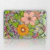 Wall Flower Laptop & iPad Skin