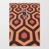 The Shining Room 237 Dan… Canvas Print