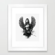 TheHunter II Framed Art Print