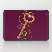 Chibiusa Time Key - Sail… iPad Case