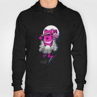 Strombot - Pink Robot Hoody