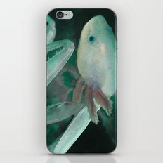 Axolante iPhone & iPod Skin