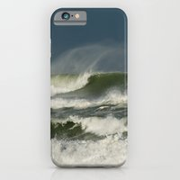 iPhone & iPod Case featuring Sandy Waves by Mary Kilbreath