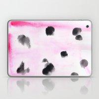 Black & Pink Laptop & iPad Skin