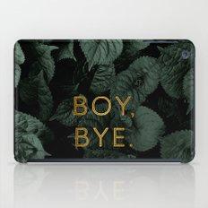 Boy, Bye - Vertical iPad Case