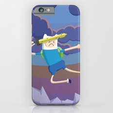 Finn the Human is gonna KICK YOUR BUTT! iPhone 6 Slim Case