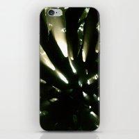 jungle lighting iPhone & iPod Skin