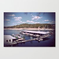 One Summer Day... Canvas Print