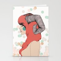 Aries 2.0 Stationery Cards