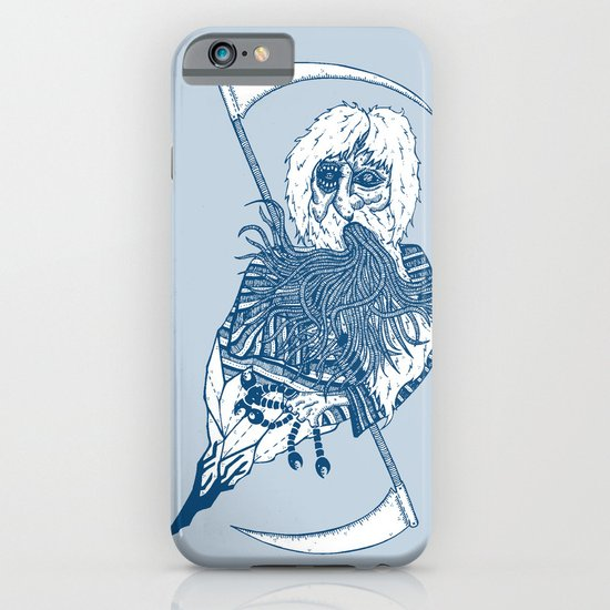 killer beard brah! iPhone & iPod Case