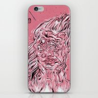 Vessel Of Woman iPhone & iPod Skin