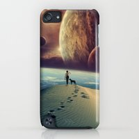 iPod Touch Cases featuring Explorer by POP.