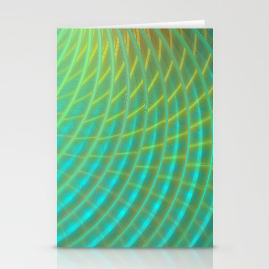 Ripples Stationery Card