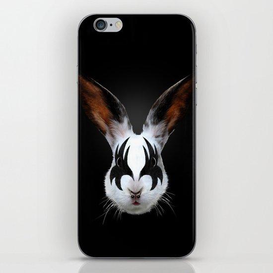 Kiss of a Rabbit iPhone & iPod Skin