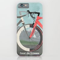 Tour De France Bicycle iPhone 6 Slim Case