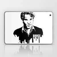Avengers in Ink: The Hulk Laptop & iPad Skin