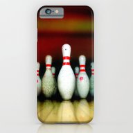 BOWLING - For Iphone iPhone 6 Slim Case