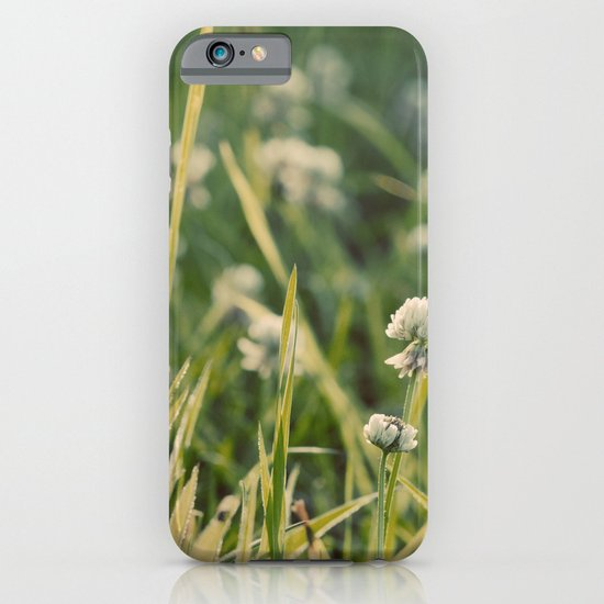 Dusk in the Field iPhone & iPod Case