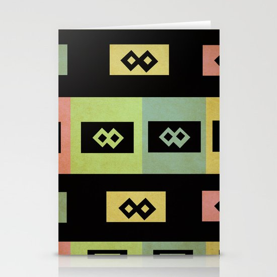 colors Stationery Card