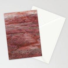Desert Striations I Stationery Cards