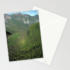 Another Kind of Rainforest Stationery Cards