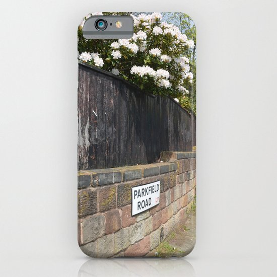 parkfield iPhone & iPod Case