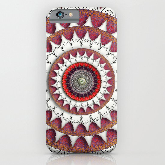 Moonflower iPhone & iPod Case