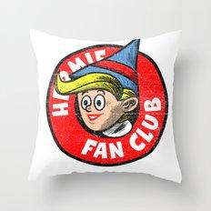 HERMIE FAN CLUB Throw Pillow