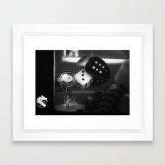 Electra 225 Framed Art Print
