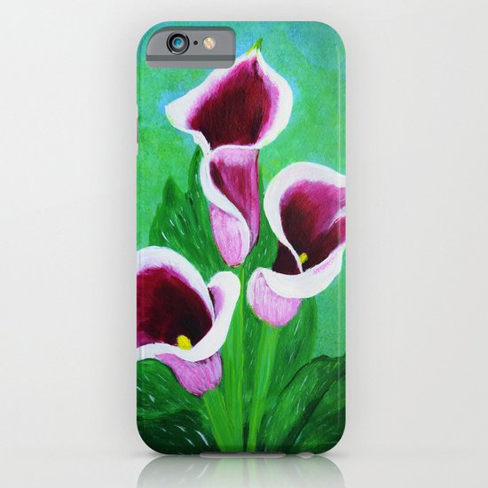 Kala Lilies  iPhone & iPod Case
