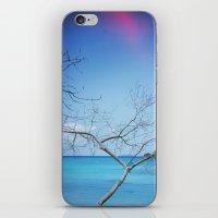 Beach Multiple Exposure iPhone & iPod Skin