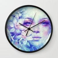 December Wall Clock