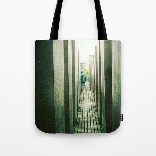 Haunt Tote Bag