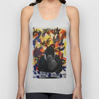 The Issue Unisex Tank Top