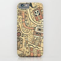 iPhone & iPod Case featuring Arbracosmos by Exit Man