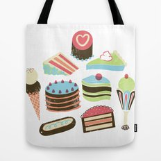 Too Sweet! Tote Bag
