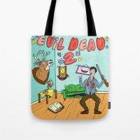 ♥ EVIL DEAD 2 ♥ Tote Bag